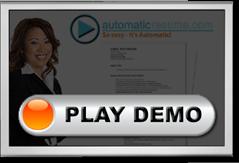 play resume builder demo